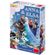 Dino Toys - Joc Anna si Elsa in Regatul de Gheata