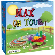 Beleduc - Joc Calatoria melcului Max