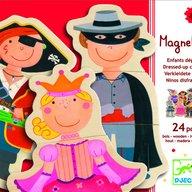 Djeco - Joc cu magneti Carnaval