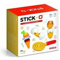 Clicstoys - Set de constructie Magnetic Primul set de gatit , Stick-O