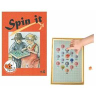 Egmont toys - Joc de societate Spin it , Cu titirezi