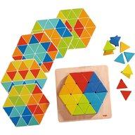 Haba - Joc de aranjare Piramidele magice, 2 ani+