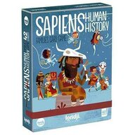 Londji - Carti de joc Sapiens - Istoria omenirii