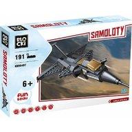 Blocki - Joc de constructie My Army Avion de lupta 191 piese