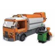 Blocki - Joc de constructie My City Camion de gunoi 410 piese