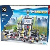 Blocki - Joc de constructie My Police Sectia de Politie 631 piese