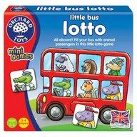 Orchard Toys - Joc de potrivire Lotto - Micul autobuz