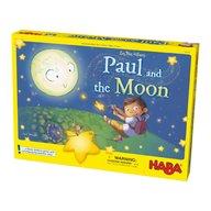 Haba - Joc de memorie,  Paul si luna, 3 ani+