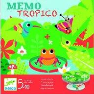 Djeco - Joc de memorie MemoTropico