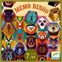 Djeco - Joc de memorie Memo Dingo , Pentru avansati - 1