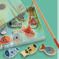 Djeco - Joc de pescuit magnetic pesti