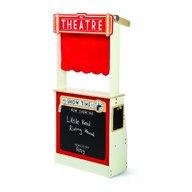 Tidlo - Joc de rol 2 in 1 Magazinul orasului si teatru