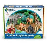 Learning Resources - Joc de rol - Animalute din jungla