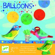 Djeco - Joc de societate Baloane colorate