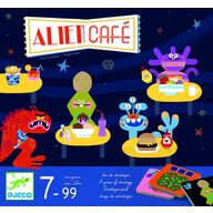 Djeco - Joc de strategie Alien cafe