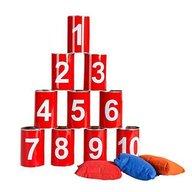 Buitenspeel - Joc de tras la tinta Conserve cu numere