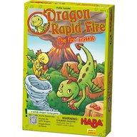Haba - Joc distractiv cu zaruri Dragonul Rapid Fire - Cristalele de foc, 3 ani +