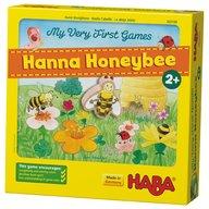 Haba - Joc distractiv cu zaruri, Primul meu joc - Albinuta Hanni, 2 ani+