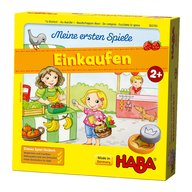Haba - Joc educational, Primul meu joc - La magazin, 2 ani +