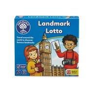 Orchard Toys - Joc educativ Atractii Turistice - Landmark Lotto