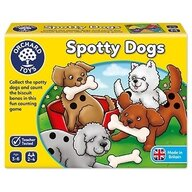 Orchard Toys - Joc educativ Catelusii patati - Spotty dogs