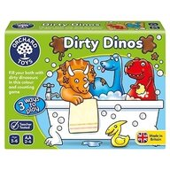 Orchard Toys - Joc educativ Dinozauri murdari - Dirty dinos