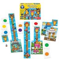 Orchard Toys - Joc educativ Girafe cu fular