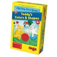 Haba - Joc educativ, Primul meu joc - Lumea lui Teddy, 2 ani+