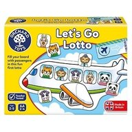 Orchard Toys - Joc educativ Hai sa mergem - Let's go loto