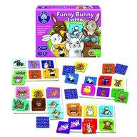 Orchard Toys - Joc educativ Iepurasul amuzant lotto