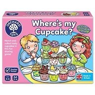 Orchard Toys - Joc educativ in limba engleza Briosa - Where's my cupcake?