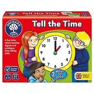 Orchard Toys - Joc educativ loto in limba engleza Citeste ceasul - Tell the time