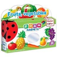 Roter Kafer - Joc educativ Lumea in Magneti - Fructe si legume  RK2101-04