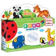 Roter Kafer - Joc educativ Lumea in Magneti - Gradina Zoologica  RK2101-02