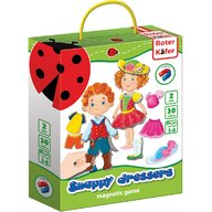 Roter Kafer - Joc educativ magnetic Snappy dressers  RK3204-04