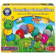 Orchard Toys - Joc educativ Omida - Counting caterpillars