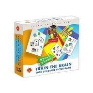 Alexander Toys - Joc educativ Pictograme Train the Brain , Perceptie vizuala