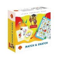 Alexander Games - Joc educativ perechi Match & Snatch,