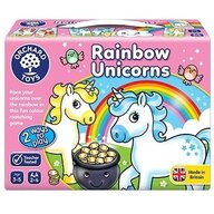 Orchard Toys - Joc educativ Unicornii Curcubeu - Rainbow Unicorns
