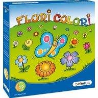 Beleduc - Joc Florile colorate