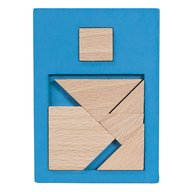 Fridolin - Joc logic din lemn extra piesa-2