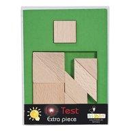 Fridolin - Joc logic din lemn extra piesa-3