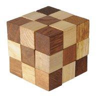 Fridolin - Joc logic din lemn Crazy Cube
