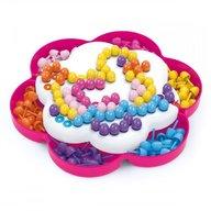 Quercetti - Joc mozaic pentru copii Pixel Daisy 150 piese