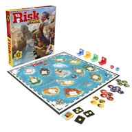 Hasbro - Joc de societate Risk junior , In limba romana, Multicolor