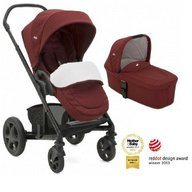 Joie- Carucior multifunctional Chrome Deluxe Cranberry 2 in 1