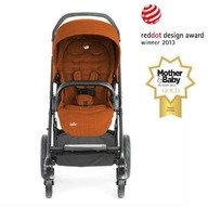 Joie – Carucior multifunctional Chrome Deluxe Rust