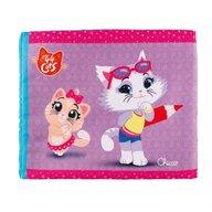 Chicco - Jucarie  carticica magica de colorat, 44 Cats, Pisicuta Milady, 2-4 ani