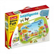 Quercetti - Jucarie creativa Pioneze si insecte Nature Fun Bugs and pegs