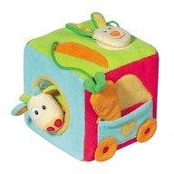 Brevi Soft Toys - Jucarie cub cu sunete, Multicolor